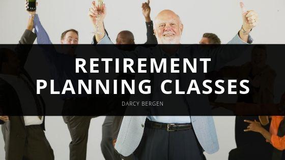 Darcy Bergen - Retirement Planning Classes